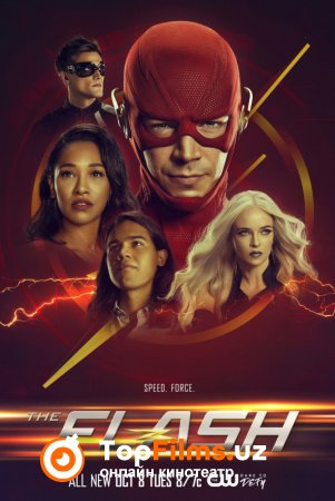 Флэш / The Flash (6 сезон 1-19 серия)